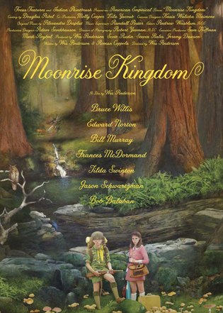 12 Moonrise Kingdom