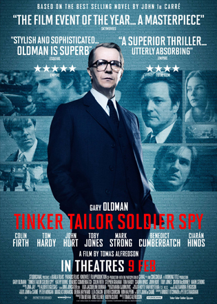 32 Tinker Tailor Soldier Spy