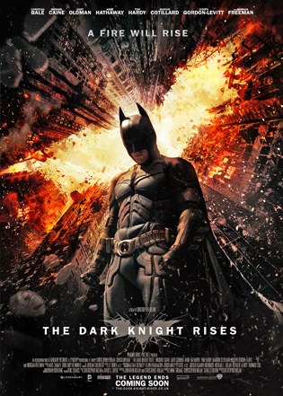 35 The Dark Knight Rises