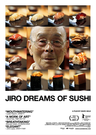 Doco 2 Jiro Dreams of Sushi
