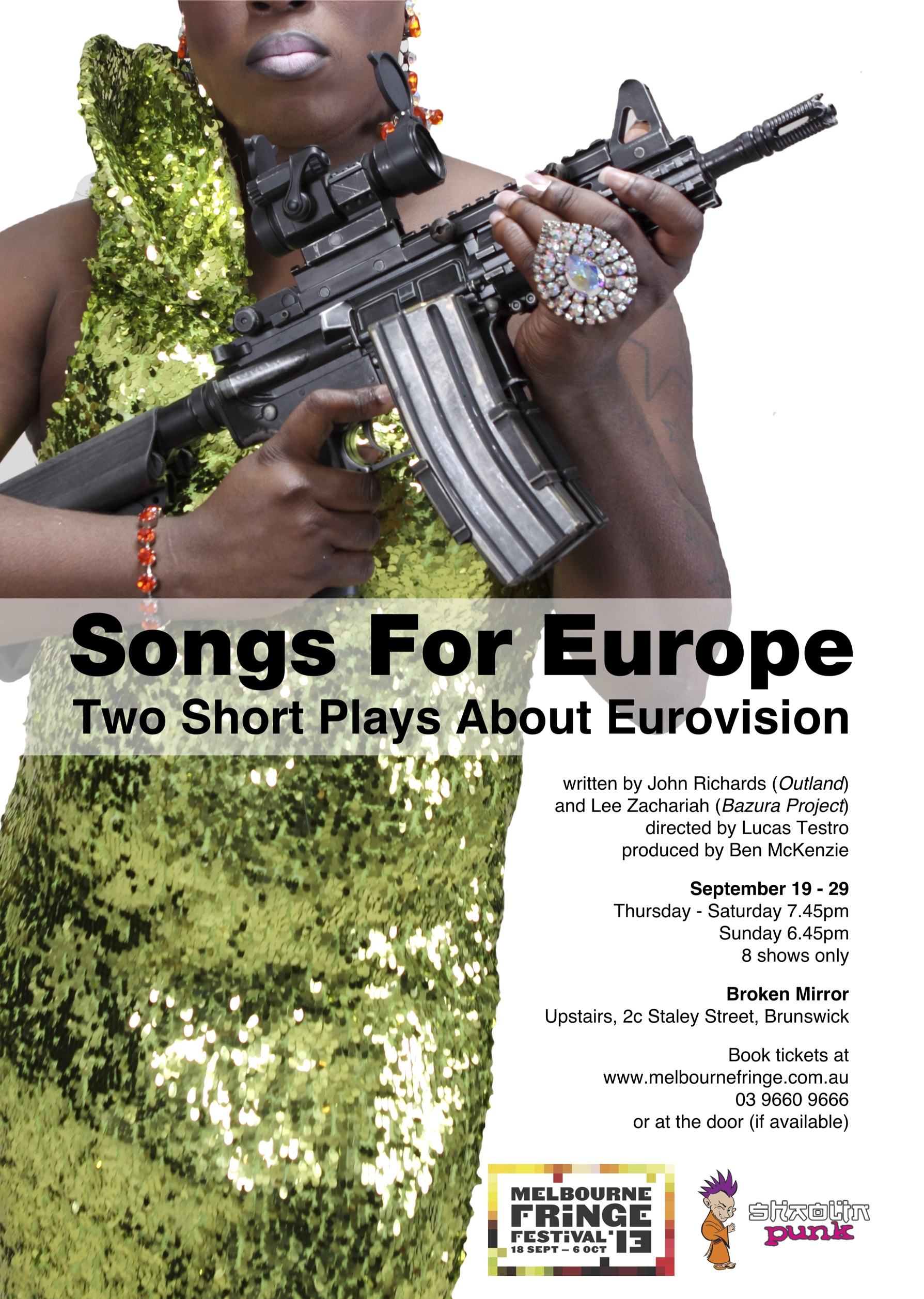 Songs for Europe Poster
