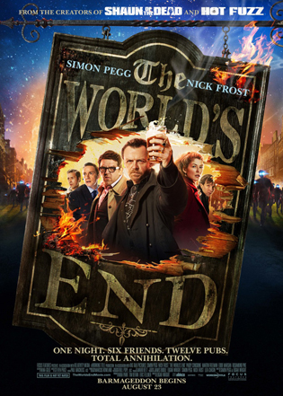 31 The World's End