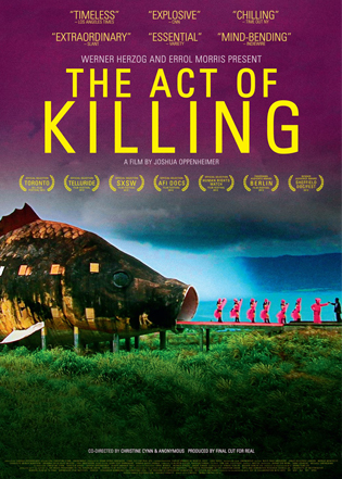 Doco 02 The Act of Killing