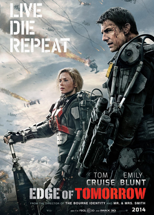 40 Edge of Tomorrow