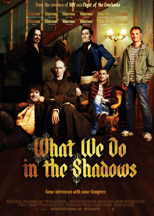41 What We Do In The Shadows