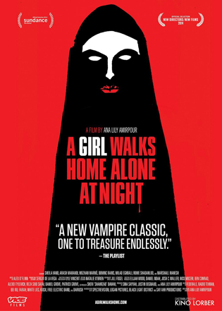 47 A Girl Walks Home Alone At Night