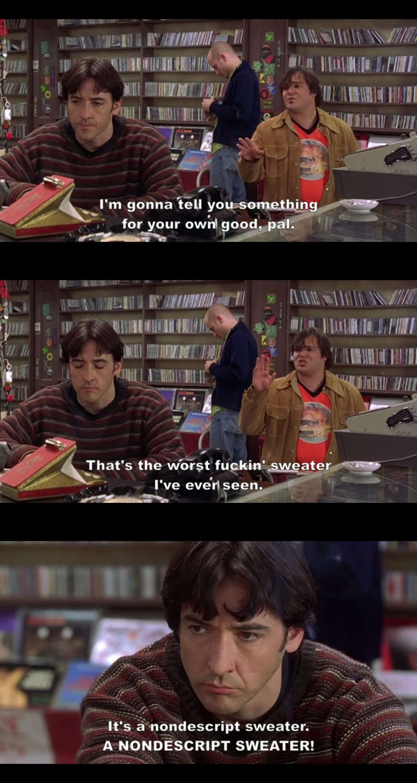 High Fidelity Alteration