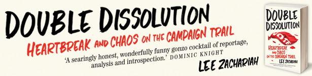Double Dissolution Banner